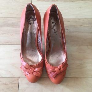 Miss Albright 4 inch heels